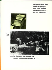 Page 16, 1962 Edition, Georgia Institute of Technology - Blueprint Yearbook (Atlanta, GA) online yearbook collection