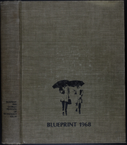 1968 Edition, Georgia Institute of Technology - Blueprint Yearbook (Atlanta, GA)