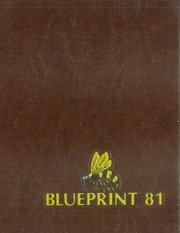 1981 Edition, Georgia Institute of Technology - Blueprint Yearbook (Atlanta, GA)