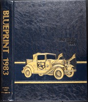 1983 Edition, Georgia Institute of Technology - Blueprint Yearbook (Atlanta, GA)