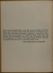 Page 14, 1953 Edition, Picking (DD 685) - Naval Cruise Book online yearbook collection