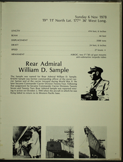 Page 11, 1978 Edition, Sample (FF 1048) - Naval Cruise Book online yearbook collection