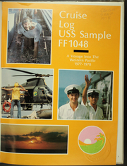 Page 5, 1978 Edition, Sample (FF 1048) - Naval Cruise Book online yearbook collection