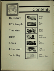Page 6, 1978 Edition, Sample (FF 1048) - Naval Cruise Book online yearbook collection