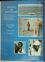 Page 8, 1978 Edition, Sample (FF 1048) - Naval Cruise Book online yearbook collection