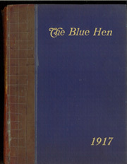 1917 Edition, University of Delaware - Blue Hen Yearbook (Newark, DE)