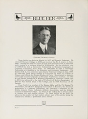 Page 16, 1922 Edition, University of Delaware - Blue Hen Yearbook (Newark, DE) online yearbook collection