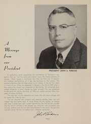 Page 13, 1953 Edition, University of Delaware - Blue Hen Yearbook (Newark, DE) online yearbook collection