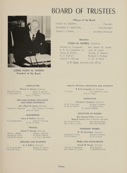Page 14, 1953 Edition, University of Delaware - Blue Hen Yearbook (Newark, DE) online yearbook collection