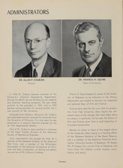 Page 15, 1953 Edition, University of Delaware - Blue Hen Yearbook (Newark, DE) online yearbook collection
