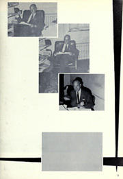 Page 11, 1961 Edition, University of Delaware - Blue Hen Yearbook (Newark, DE) online yearbook collection