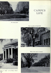 Page 14, 1961 Edition, University of Delaware - Blue Hen Yearbook (Newark, DE) online yearbook collection