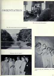 Page 15, 1961 Edition, University of Delaware - Blue Hen Yearbook (Newark, DE) online yearbook collection