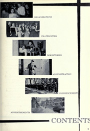Page 9, 1961 Edition, University of Delaware - Blue Hen Yearbook (Newark, DE) online yearbook collection