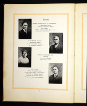 Page 10, 1921 Edition, Ferris State University - Ferriscope Yearbook (Big Rapids, MI) online yearbook collection