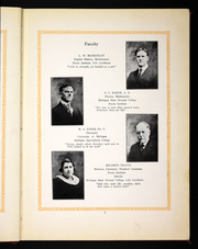 Page 11, 1921 Edition, Ferris State University - Ferriscope Yearbook (Big Rapids, MI) online yearbook collection