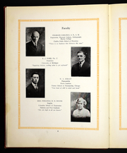 Page 12, 1921 Edition, Ferris State University - Ferriscope Yearbook (Big Rapids, MI) online yearbook collection
