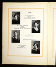 Page 14, 1921 Edition, Ferris State University - Ferriscope Yearbook (Big Rapids, MI) online yearbook collection