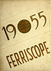 1955 Edition, Ferris State University - Ferriscope Yearbook (Big Rapids, MI)