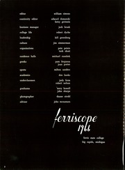 Page 6, 1966 Edition, Ferris State University - Ferriscope Yearbook (Big Rapids, MI) online yearbook collection