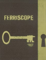 Ferris State University - Ferriscope Yearbook (Big Rapids, MI) online yearbook collection, 1967 Edition, Page 1