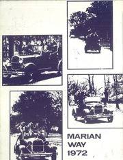 Page 1, 1972 Edition, Marian High School - Marian Way Yearbook (Birmingham, MI) online yearbook collection