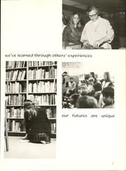 Page 11, 1972 Edition, Marian High School - Marian Way Yearbook (Birmingham, MI) online yearbook collection