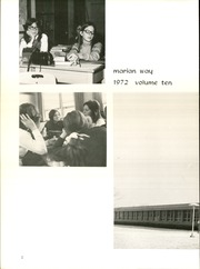 Page 6, 1972 Edition, Marian High School - Marian Way Yearbook (Birmingham, MI) online yearbook collection