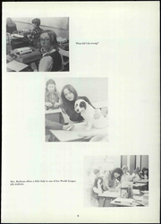 Page 13, 1972 Edition, Stevens Mason Middle School - Mariner Yearbook (Waterford, MI) online yearbook collection