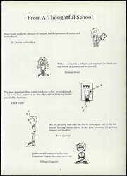 Page 9, 1972 Edition, Stevens Mason Middle School - Mariner Yearbook (Waterford, MI) online yearbook collection