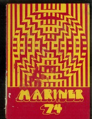 1974 Edition, Stevens Mason Middle School - Mariner Yearbook (Waterford, MI)