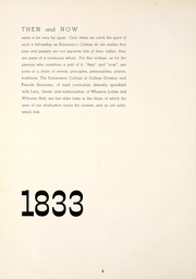 Page 8, 1948 Edition, Kalamazoo College - Boiling Pot Yearbook (Kalamazoo, MI) online yearbook collection