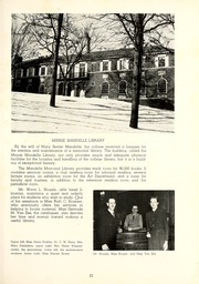 Page 15, 1949 Edition, Kalamazoo College - Boiling Pot Yearbook (Kalamazoo, MI) online yearbook collection