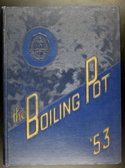 1953 Edition, Kalamazoo College - Boiling Pot Yearbook (Kalamazoo, MI)