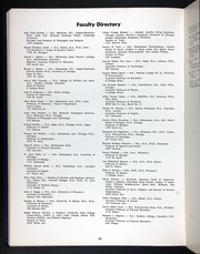Page 102, 1953 Edition, Kalamazoo College - Boiling Pot Yearbook (Kalamazoo, MI) online yearbook collection