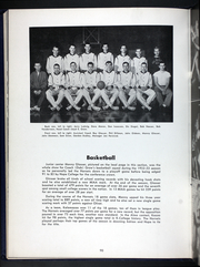 Page 94, 1953 Edition, Kalamazoo College - Boiling Pot Yearbook (Kalamazoo, MI) online yearbook collection
