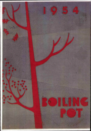 1954 Edition, Kalamazoo College - Boiling Pot Yearbook (Kalamazoo, MI)