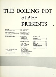 Page 7, 1962 Edition, Kalamazoo College - Boiling Pot Yearbook (Kalamazoo, MI) online yearbook collection