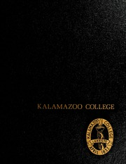 1981 Edition, Kalamazoo College - Boiling Pot Yearbook (Kalamazoo, MI)