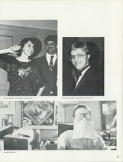 Page 15, 1982 Edition, Kalamazoo College - Boiling Pot Yearbook (Kalamazoo, MI) online yearbook collection