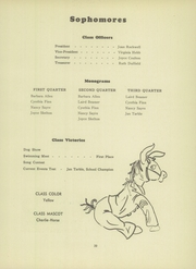 Page 43, 1943 Edition, University Liggett School - Rivista Yearbook (Grosse Pointe Woods, MI) online yearbook collection