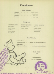 Page 47, 1943 Edition, University Liggett School - Rivista Yearbook (Grosse Pointe Woods, MI) online yearbook collection