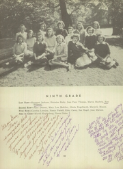 Page 48, 1943 Edition, University Liggett School - Rivista Yearbook (Grosse Pointe Woods, MI) online yearbook collection