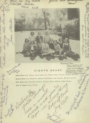 Page 52, 1943 Edition, University Liggett School - Rivista Yearbook (Grosse Pointe Woods, MI) online yearbook collection