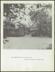 Page 37, 1949 Edition, University Liggett School - Rivista Yearbook (Grosse Pointe Woods, MI) online yearbook collection