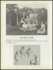 Page 46, 1949 Edition, University Liggett School - Rivista Yearbook (Grosse Pointe Woods, MI) online yearbook collection
