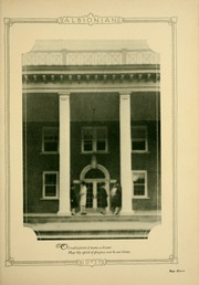 Page 17, 1927 Edition, Albion College - Albionian Yearbook (Albion, MI) online yearbook collection