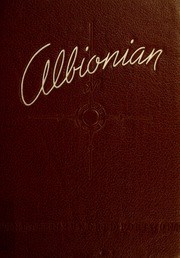 Albion College - Albionian Yearbook (Albion, MI) online yearbook collection, 1941 Edition, Page 1