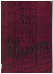 Albion College - Albionian Yearbook (Albion, MI) online yearbook collection, 1944 Edition, Page 1