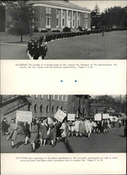 Page 10, 1944 Edition, Albion College - Albionian Yearbook (Albion, MI) online yearbook collection